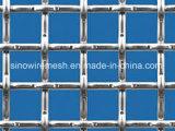 Сетка волнистой проволки замка низкоуглеродистой стали Sailin