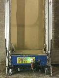 Machine automatique de rendu de la colle de machine concrète de peinture