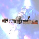 PP/PE Blatt-Produktionszweig, Plastikblatt-Strangpresßling-Maschine