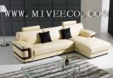 Sofa d'ather du sofa de LeLeather (A-39#) (A-829#)