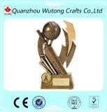 Premi su ordinazione di sport del trofeo del grillo della resina di Hotsale