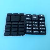 El teclado de encargo cubre la piel del teclado del silicón