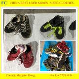 De meeste Gehele Verkoop Hotest van Gebruikte Schoenen voor Afrikaanse Markt