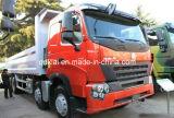 Camion de dumper de camion- de Sinotruk HOWO A7 8X4 à vendre