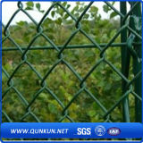 Chain left Fence Wire Mesh Fencing