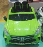 2 das Seater Kind-elektrische Auto 12V genehmigte MERCEDES-BENZfahrt
