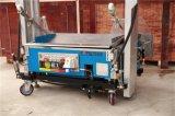 De machine van het Pleister van het Mortier van het cement voor Bouw binnen en Muur die pleisteren teruggeven