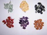 Moda Colgante, la piedra preciosa semi colgante, colgante de cristal (ESB01409)