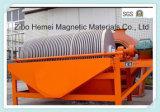 Le serie Cty-1540 hanno bagnato il preseparatore Permanente-Magnetico del timpano affinchè i minerali metalliferi minerali preselezionino e per eliminare le parti incastrata di un mattone in aggetto prima della molatura