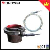 Coupeur taillant de froid de machine de pipe de Gpx de tube de découpage pneumatique modèle de canalisation