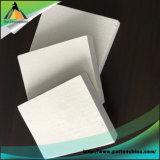 Cartone di fibra di ceramica refrattario a prova di fuoco di calore ad alta densità dell'isolamento termico