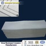 Rilievo quadrato di ceramica delle mattonelle dell'allumina di Chemshun dal fornitore resistente all'uso dei rivestimenti
