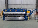 Machine soudée électrique personnalisée de roulis de treillis métallique