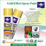 Eu-Como a pintura de pulverizador do ouro do aerossol da boa qualidade ID-204