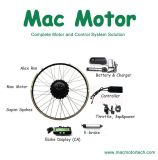 Motor van de Fiets van MAC Brushless met Hoge Macht en Hoge Efficiency