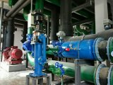 Sistema da limpeza da câmara de ar do condensador para Descaling do cambista de calor
