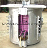 Fornalha de indução de derretimento da sucata de cobre