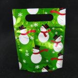 ブティックのギフト包装袋の習慣によって印刷されるプラスチックショッピング・バッグ