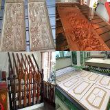 4つのヘッドスピンドルMDF PVCシリンダー価格のための木製CNCのルーターの木工業機械