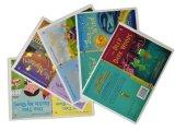 Farben des Fachmann-vier passten Geschichte-Buch für Kinder an