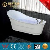 浴室(BT-Y2502)のためのコックが付いている衛生製品のアクリルの浸る浴槽