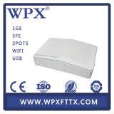 Gpon / Epom ONU Roteador WiFi LAN Modem Rede Equipamento VoIP