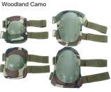 7 het Cirkelen van kleuren Tactische Militaire Openlucht Beschermende Kneepads Elbowpads van de Motorfiets