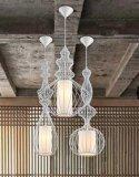 Moderno romántico decorativo LED pendiente lámpara de luz