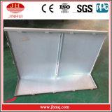 Revêtement extérieur imperméable à l'eau enduit argenté de mur d'isolation thermique de Pfdv