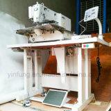 Máquina de coser industrial del espesor de los zapatos de las mujeres aguja media gruesa de la calidad de la sola