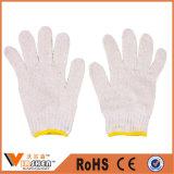 Перчатки хлопка Китая Confortable связанные безопасностью работая перчатки