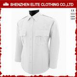 OEM Overhemden Van uitstekende kwaliteit van het Werk van de Politie van de Veiligheid van de Wacht van de Dienst de Witte (elthvj-273)
