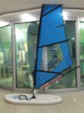 膨脹可能な一口のボードはウィンドサーフィンをする