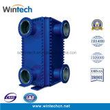 Placa e cambista de calor Titanium industrial do frame/todo o tipo de placa soldado cambista de calor/bloco ou estrutura de Comblock