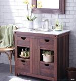 Cabina de cuarto de baño europea del lavabo del doble del estilo para la venta