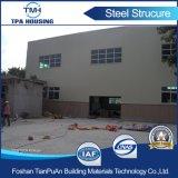 Edificio estructural del almacén de la estructura de acero de la viga de acero