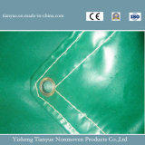 Tissu enduit de bâche de protection de PVC pour la grande impression
