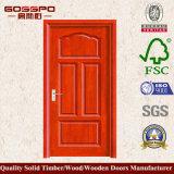 Klassischer MDF-Raum-Tür-Entwurf (GSP6-015)