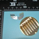 Fabrik-feines Leerbeleg-Metallaufbereiten