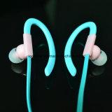 Nuevo oído de la manera que cuelga los deportes de Earhook que funcionan con el auricular del bajo del receptor de cabeza