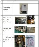 CNC отжимает 200ton с сухим сцеплением Ompi, соленоидом двойника Taco японии, подшипниками NTN/NSK