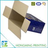 Изготовленный на заказ напечатанный цветом упаковывать коробки замороженных продуктов