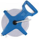 カスタマイズされた専門家測定テープ400フィートの長いガラス繊維の検査官の