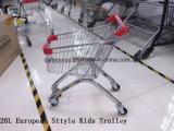 26L European Sttyle Trolley Carrinho de Compras para Crianças