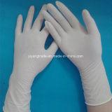 Non перчатка нитрила экзамена порошка для лаборатории