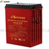tiefe Gel-Solarbatterie der Schleife-6V420ah für Energien-Speicher