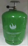 Buona qualità con l'alta bombola per gas (bassa) di pressione 5kg GPL