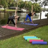 Stuoia di yoga del PVC della costruzione di corpo di forma fisica