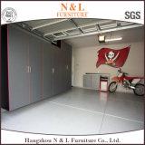N & L Woodentool Armarios de almacenamiento Steel Garage Workbench