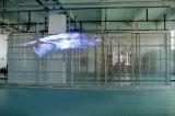 Transparante LEIDENE die Vertoning voor de Bouw van het Glas of het Venster van de Winkel wordt gebruikt